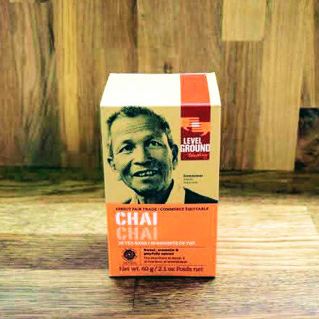 Level Ground - Chai Tea