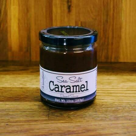 Paradigm Sea Salt Caramel Sauce