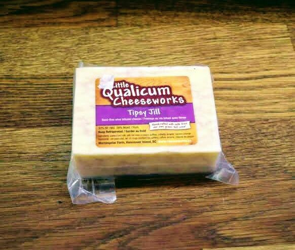 Qualicum Cheeseworks - Tipsy Jill