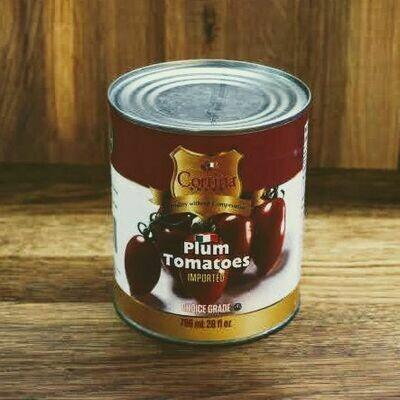Cortina Plum Tomatoes