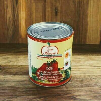 Zia Rosa D.O.P. San Marzano Tomatoes
