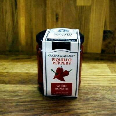 Cucina & Amore Roasted Piquillo Peppers