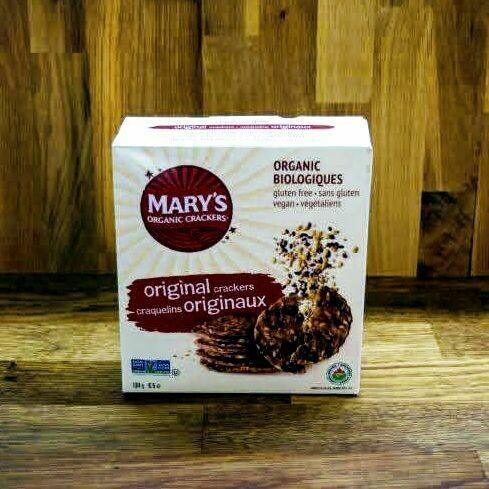 Mary's Organic Gluten Free Crackers
