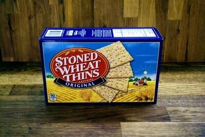Stoned Wheat Thins - Original Crackers