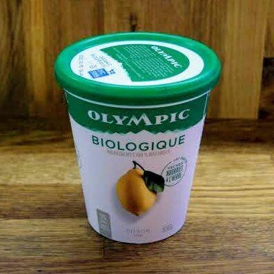 Olympic Lemon Yogurt