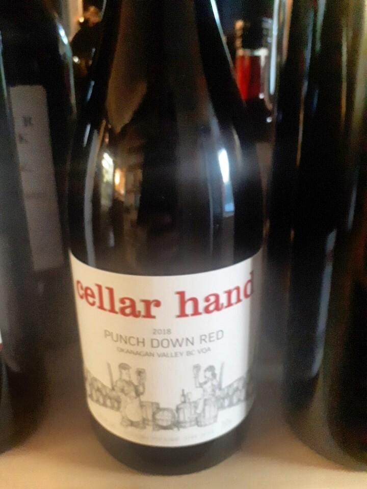 Black Hills - Cellar Hand Red