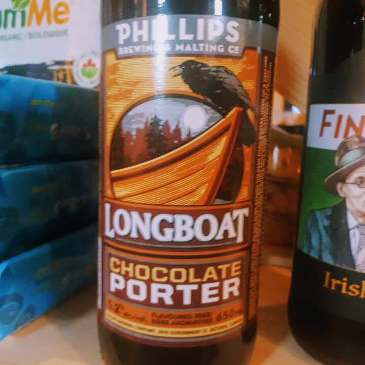Phillips - Longboat Porter