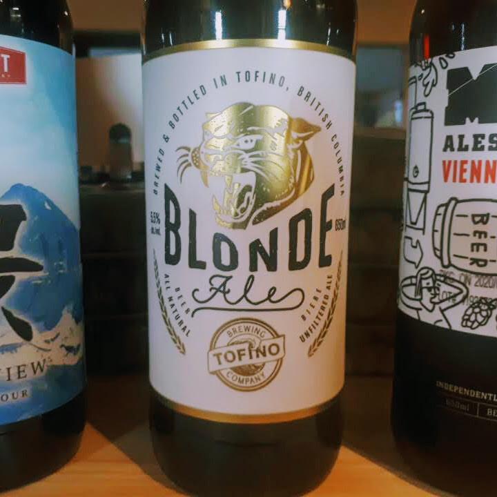 Tofino Brewing - Blonde Ale