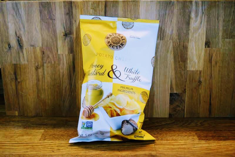 Natural Nectar Potato Chips - Honey Mustard + White Truffle
