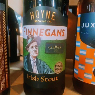 Hoyne Brewing - Finnegans Irish Stout