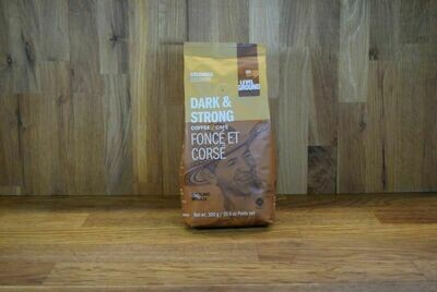 Level Ground Colombian Dark Roast Coffee - Ground