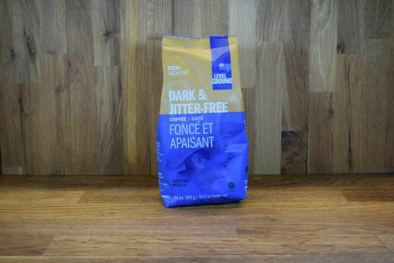 Level Ground Decaf Coffee - Ground