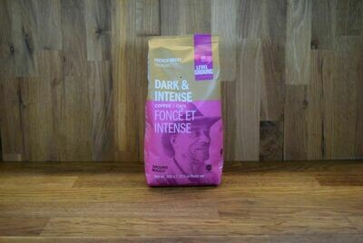 Level Ground French Dark Roast Coffee - Ground