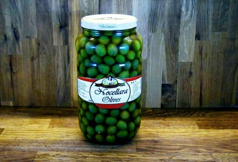 Nocellara Olives - 3L