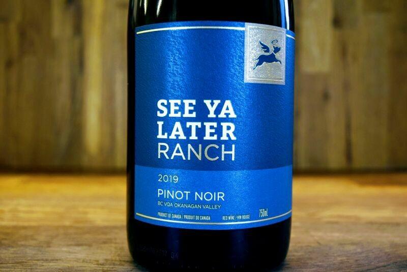 See Ya Later Ranch - Pinot Noir (Okanagan)
