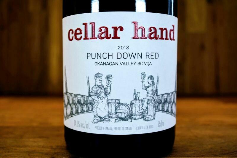 Black Hills - Cellar Hand Red (Okanagan)