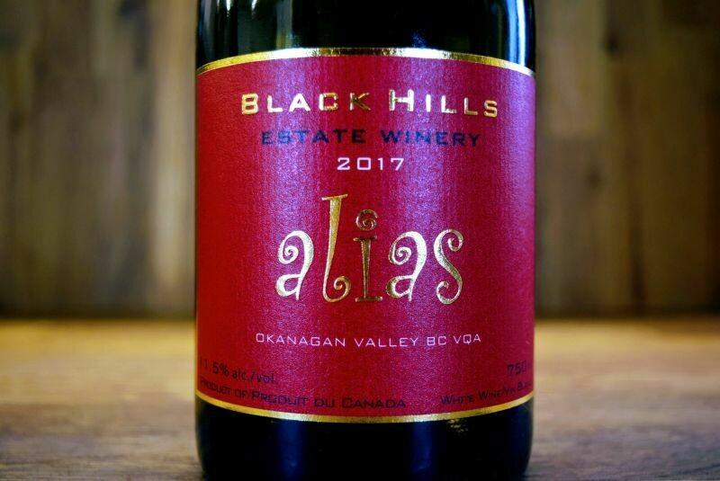 Black Hills - Alias White