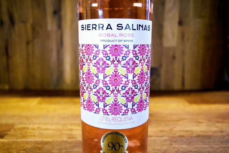 Sierra Selinas - Bobal Rose (Spain)