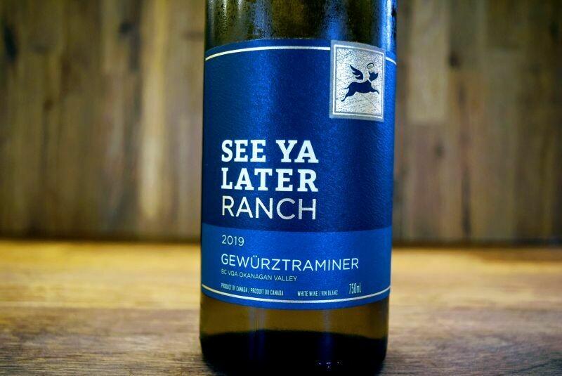 See Ya Later - Gewurztraminer