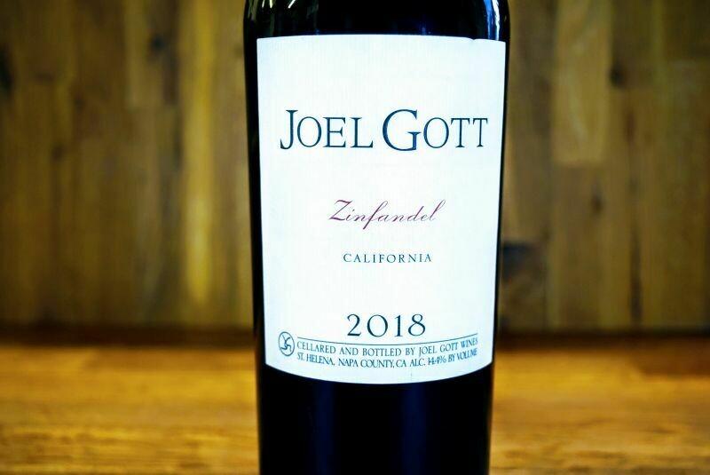 Joel Gott - Zinfandel (California)