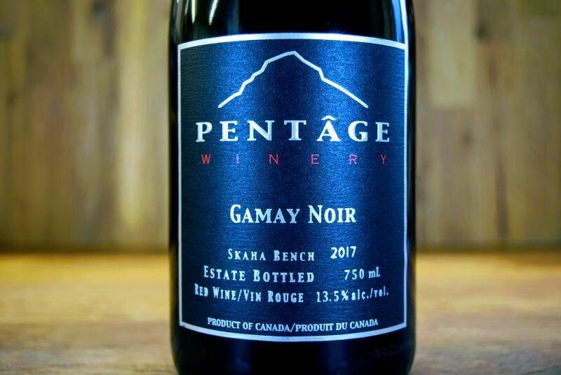 Pentage - Gamay Noir (Okanagan)