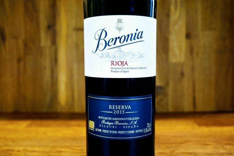 Beronia - Rioja Reserva (Spain)