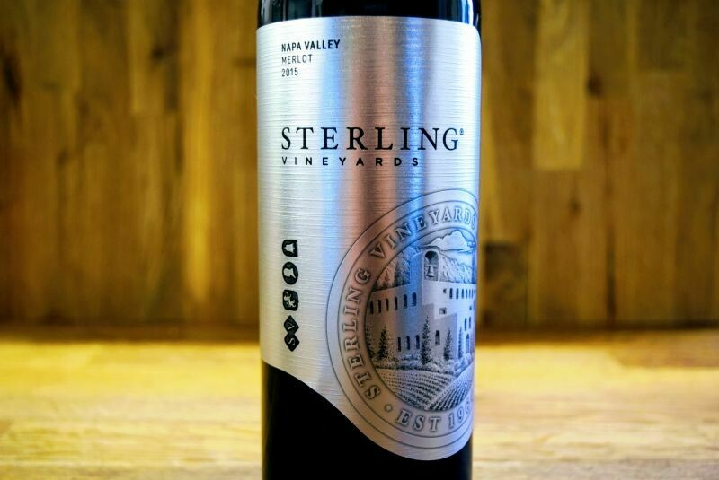 Sterling Napa Vinyards - Merlot (Napa Valley)