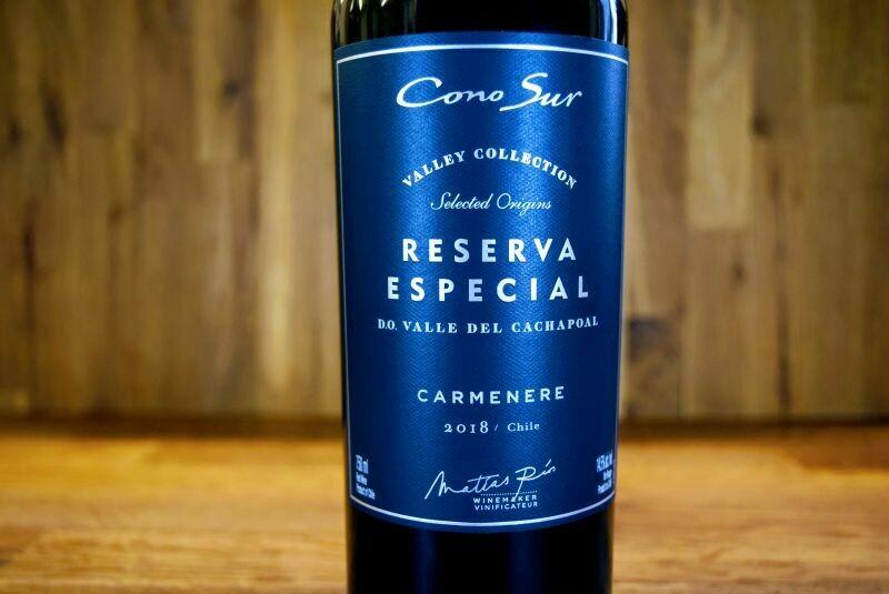 Cono Sur - Carmenere Reserva Especial (Chile)