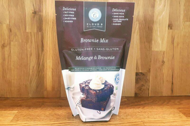 Cloud 9 - Gluten Free Brownie Mix