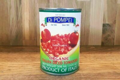Di Pompei - Organic Diced Tomatoes