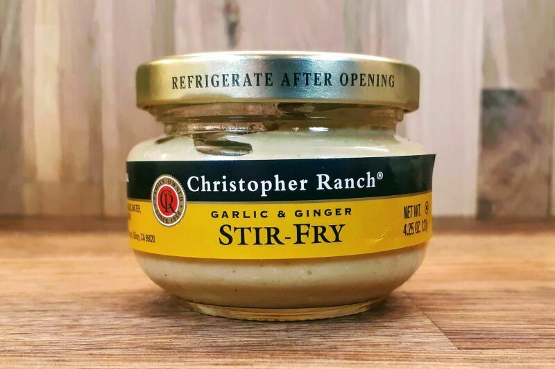 Christopher Ranch - Garlic & Ginger Stir Fry
