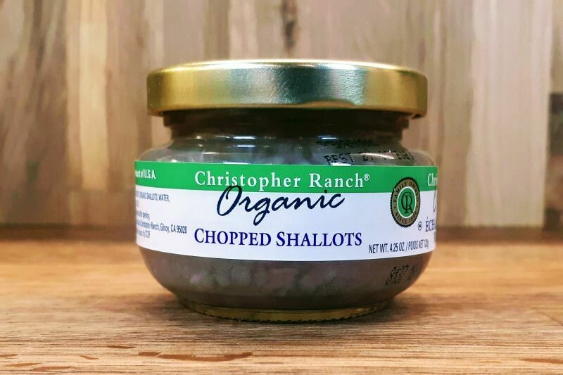 Christopher Ranch - Organic Chopped Shallots