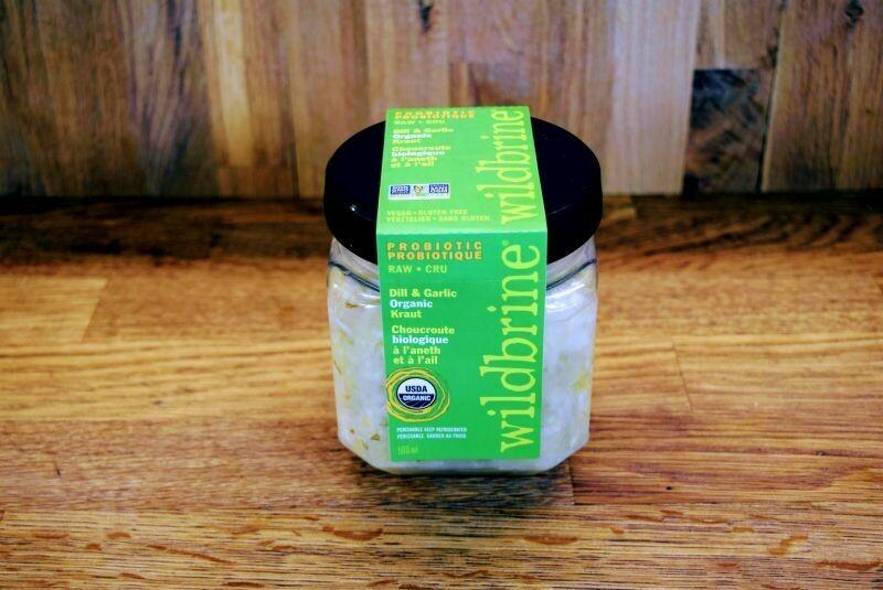 Wildbrine Organic Probiotic Sauerkraut