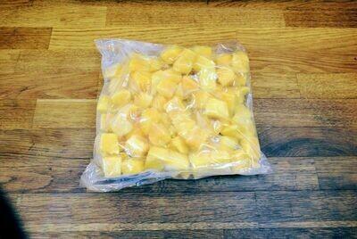 Frozen Mango Cubed - 1Kg