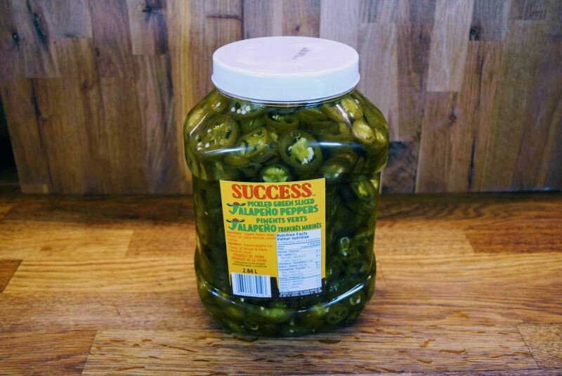 Success Pickled Jalapenos - 2.84L