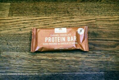 Rockcoast Protein Bar - Caramel Chocolate