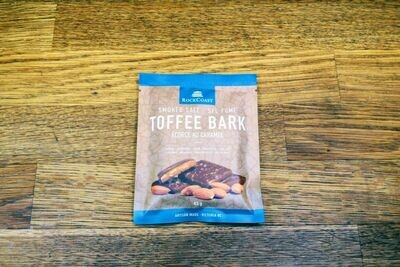 Rockcoast Toffee Bark - Smoked Salt (45g)
