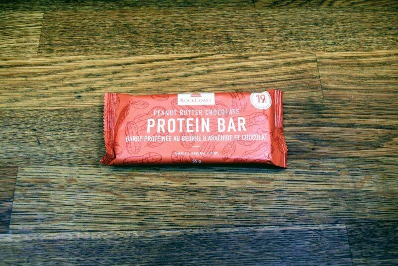 Rockcoast Protein Bar - Peanut Butter Chocolate