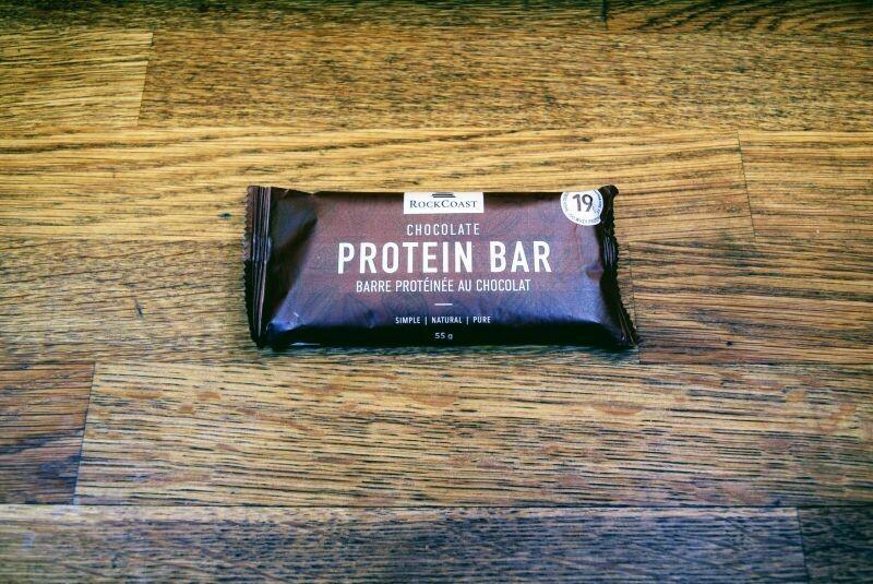 Rockcoast Protein Bar - Chocolate