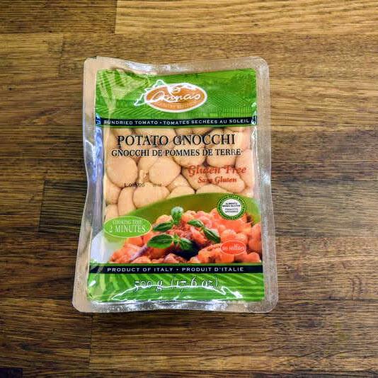 Anna's Potato Gnocchi - Sundried Tomato