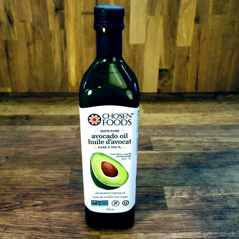 Chosen Foods Avocado Oil - 750ml