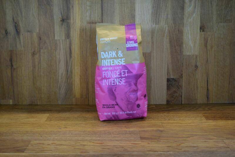 Level Ground French Dark Roast Coffee - Whole Bean