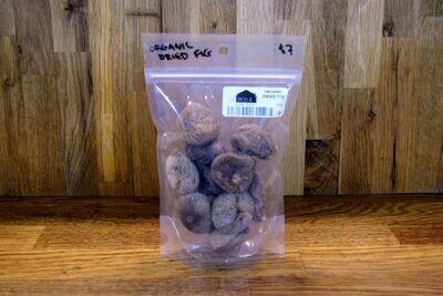 Organic Dried Fig