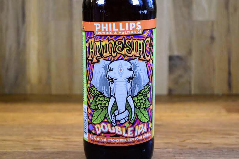 Phillips - Amnesiac Double IPA