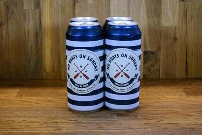 No Boats On Sunday - BC Cider
