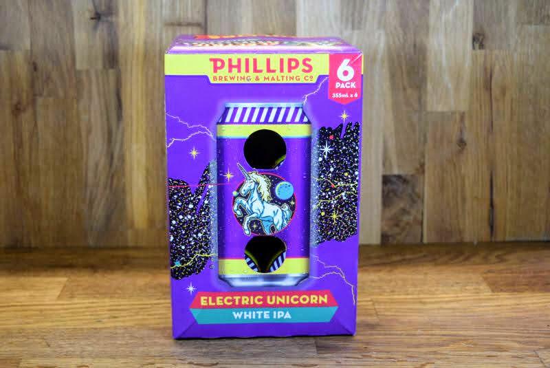 Phillips - Electric Unicorn White IPA 6PAK