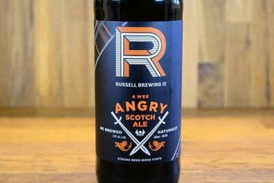 Russell Brewing - Angry Scotch Ale