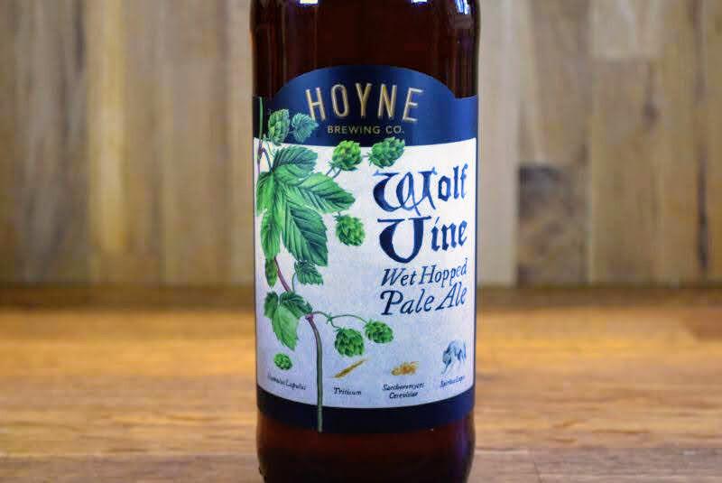 Hoyne Brewing - Wolf Vine Pale Ale