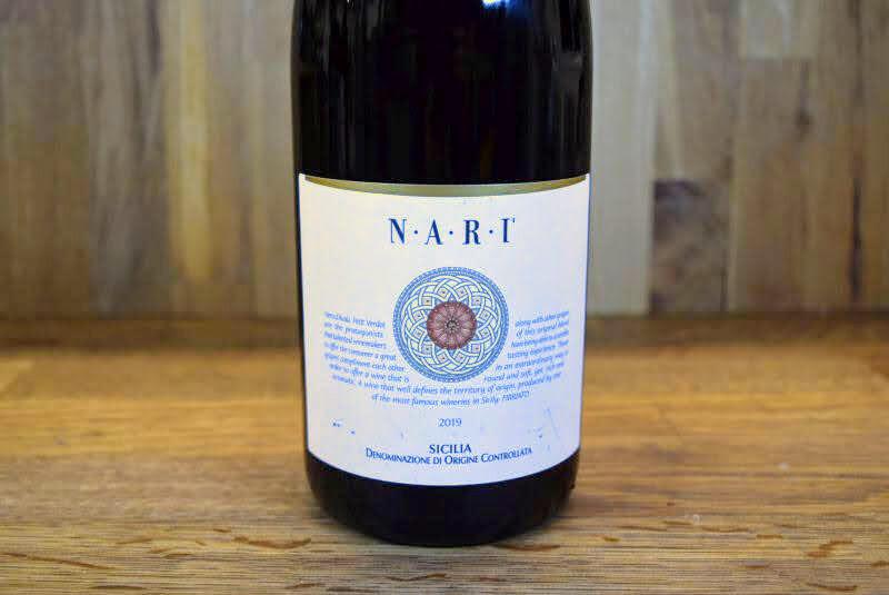 Sicilia Rosso - Firriato Nari (Sicily, Italy)