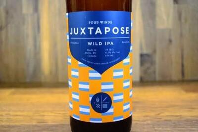 Four Winds - Juxtapose IPA